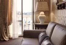 Venice - My Work / Hotel Londra Palace - New rooms designed with Claudio Ruberti