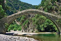 Ancient Stone Built Bridges
