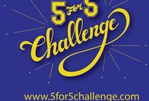 #5for5Challenge