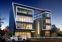 medium-story housing