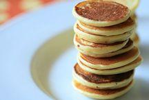 baby cereal pancake