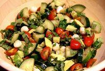 Salad Daze / by Naddy J