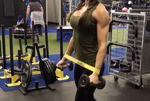 Alexia Clark - Shoulders