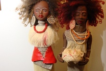 Black dolls / by Jennifer sumiel