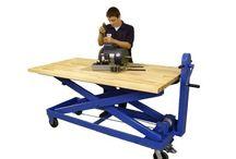 workshop lift table
