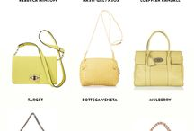 Lovely handbags