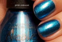 Nicole by OPI / Nicole by OPI nail polish swatches / by polish insomniac