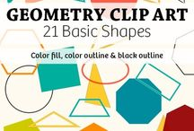 $ Math Clip Art / Clip art for use in the classroom and in teaching materials
