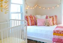 DECOR | SWEET LITTLE KIDS ROOMS / KIDS ROOMS + NURSERY IDEAS