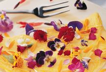 Edible Flowers / by Patsy Messmore Croy
