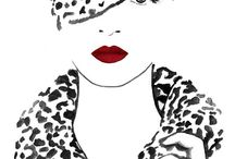 Elegance,fashion figure,..