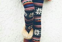 My kids winter wardrobe