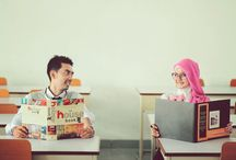 love started from here / Raju n' Putri