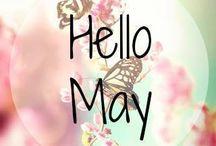 MAY / may