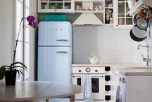 Apartment Living: Kitchen