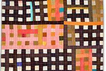 Mini quilts