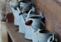 GARDEN : Watering can / Arrosoir