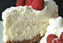 Desserts - Delicious Cheesecakes