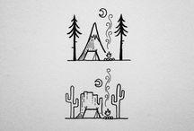 Small drawings