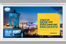 #GOSF2014 / We have some incredible packages available at a discount from the 10th to the 12th of December.