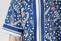 Mens batik