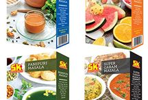Spices & Masalas