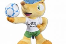 World Cup 2014 / Some of the collectables available for the Brazil World Cup 2014