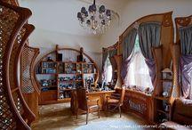 Art Nouveau - Furniture / Jugendstil
