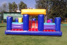 Juegos Inflables Infantiles / Los mejores inflables para eventos infantiles.