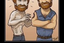 Chuck me some Norris! / by Amber Anderson