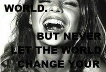 SMILE - change the world