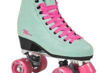 Patins lindos / Um dia vou ter um patins