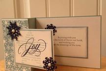 Christmas Joy fold card
