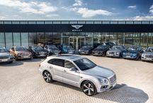 Start Deliveries Of The Bentley Bentayga
