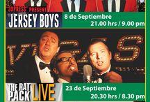 EVENTOS SEPTIEMBRE EN DA BRUNO MIJAS COSTA / Eventos Da Bruno Mijas septiembre 2015