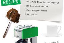 Coffee Recipes