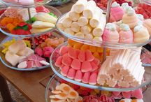Buffet de sucreries