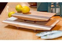 Sushi board's