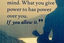 power of positive thoughts