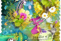 Joyful Spring  / http://shop.scrapbookgraphics.com/Joyful-Spring-Full-Kit-SKU423601.html