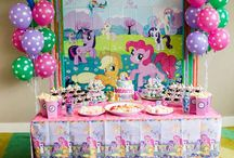 my little pony b-day