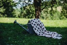 Textile design by Magdalena Tekieli - The Secret Garden / Textile design by Magdalena Tekieli for Coodo www.magdalena.tekieli.pl Pic. Anita Suchocka 2016