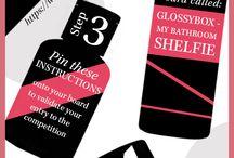 GLOSSYBOX - My Bathroom Shelfie