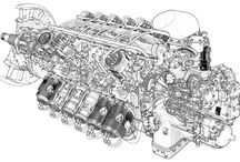 Cutaway Mechanical