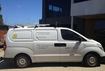Utility location services / GeoScan Utility Location Service is a Victorian based company that provides a range of services based on techniques in locating underground assets and site survey investigations.