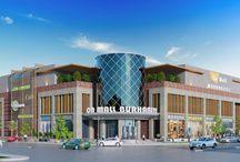 On Mall Burhaniye / Burhaniye şehir merkezinde yer alan ON MALL BURHANİYE , 16.000 m2 kiralanabilir alanı ile her yaştan tüketiciye hitap eden , teknoloji ve moda trendlerini yakından takip edebileceği bir alışveriş ve yaşam merkezidir.