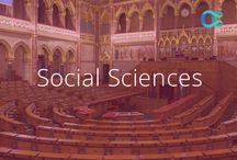 Social Sciences / Learn all about social sciences at Curiosity.com: https://curiosity.com/categories/social-sciences