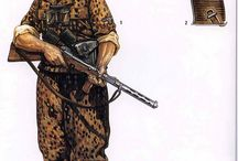 WWI-II Infantry