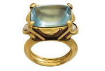 XL Colorstone Rings / XL colorstone deserves XL treatment - Some statement ring designs for large and bulky gemstones.