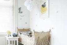 Chambres bébé mixtes
